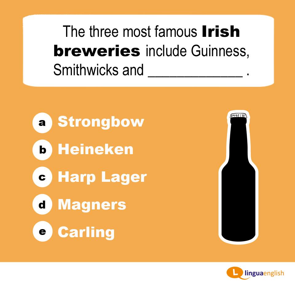 ireland beer